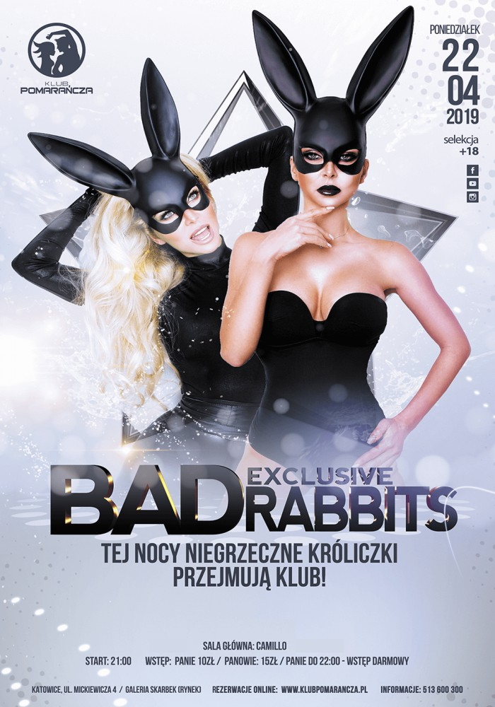 EXCLUSIVE BAD RABBITS