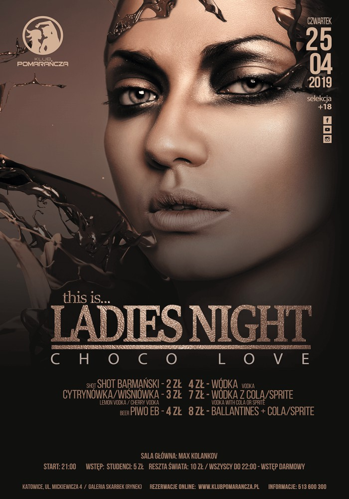 LADIES NIGHT - CHOCO LOVE
