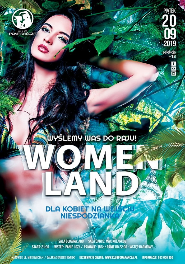 WOMENLAND - WYŚLEMY WAS DO RAJU