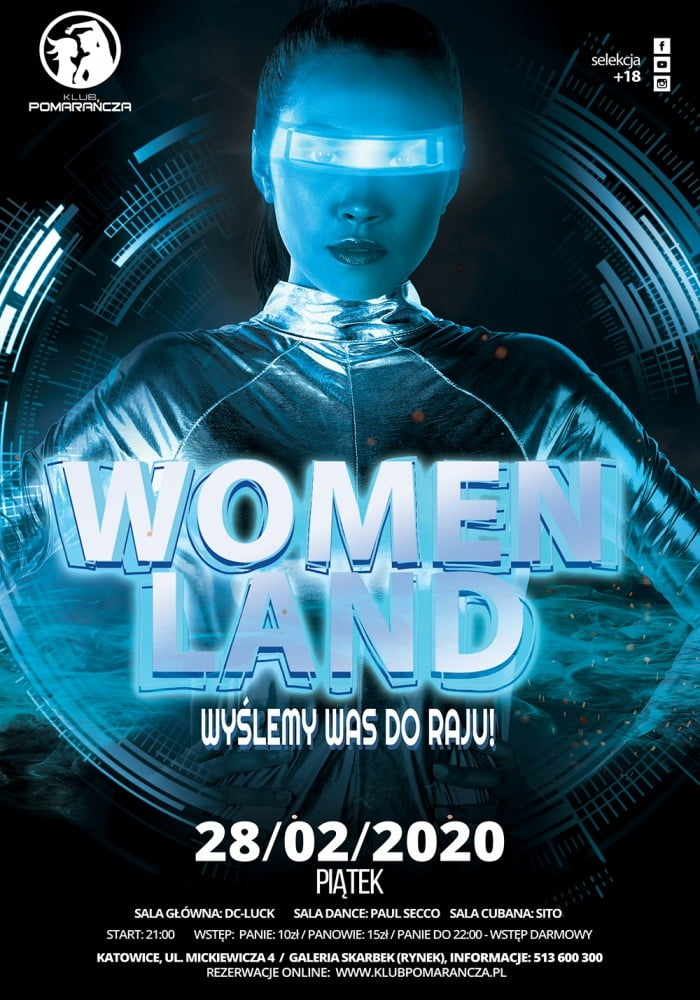 WOMEN LAND - WYŚLEMY WAS DO RAJU